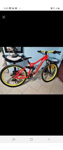 bicicleta venzo pro dh