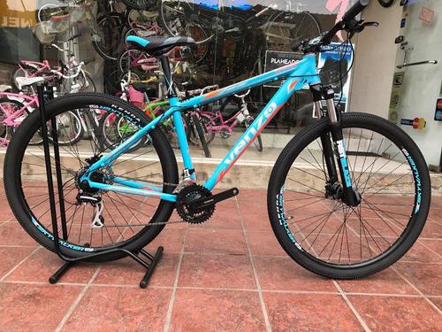 bicicleta venzo raptor 24vel - rod.29 - disc.- hor.c/bloq