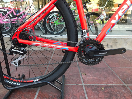 bicicleta venzo raptor 27vel - rod.29 - disc.- hor.c/bloq