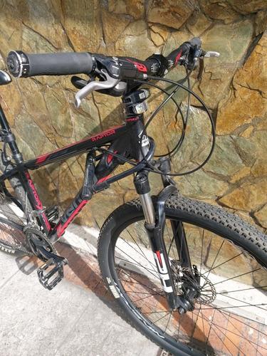 bicicleta venzo raptor r29