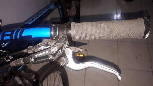 bicicleta venzo raptor r29 shimano marco s