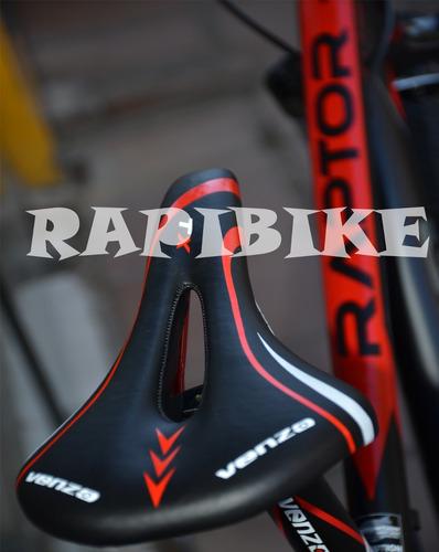 bicicleta venzo raptor rod 29 - 27 vel shimano frenos disco