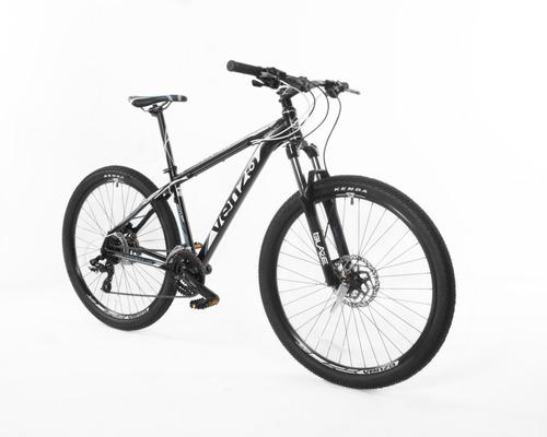 bicicleta venzo skyline 27.5 full shimano f.hidr 24v.