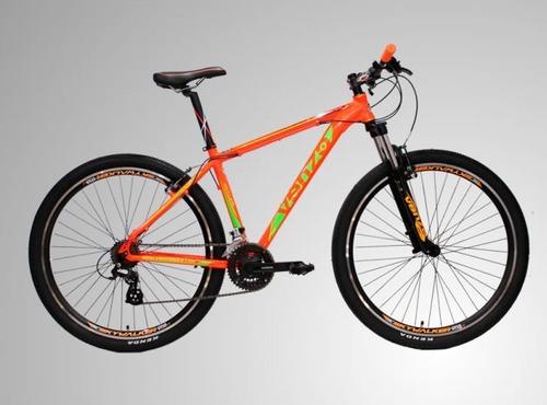 bicicleta venzo skyline rodado 29 21 vel shimano