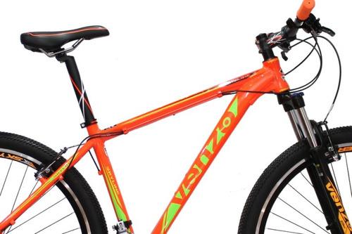 bicicleta venzo skyline rodado 29 21 vel suspensión aluminio