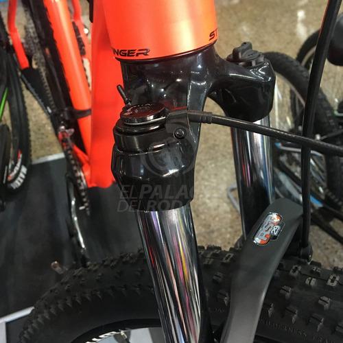bicicleta venzo stinger 29 20 veloc hidraulico shimano deore