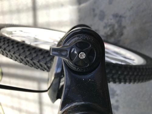 bicicleta verado montaña