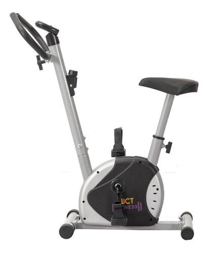 bicicleta vertical de exercícios ergometrica wct fitness