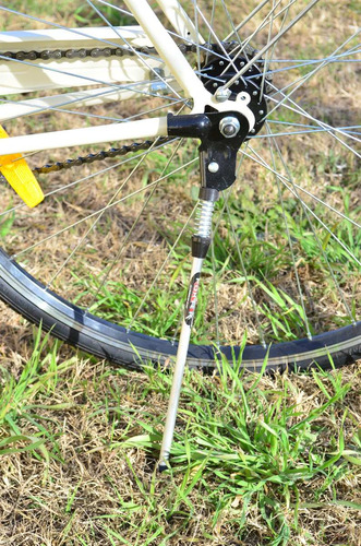 bicicleta vintage explorer retro urbana hombre rod 28 cuero