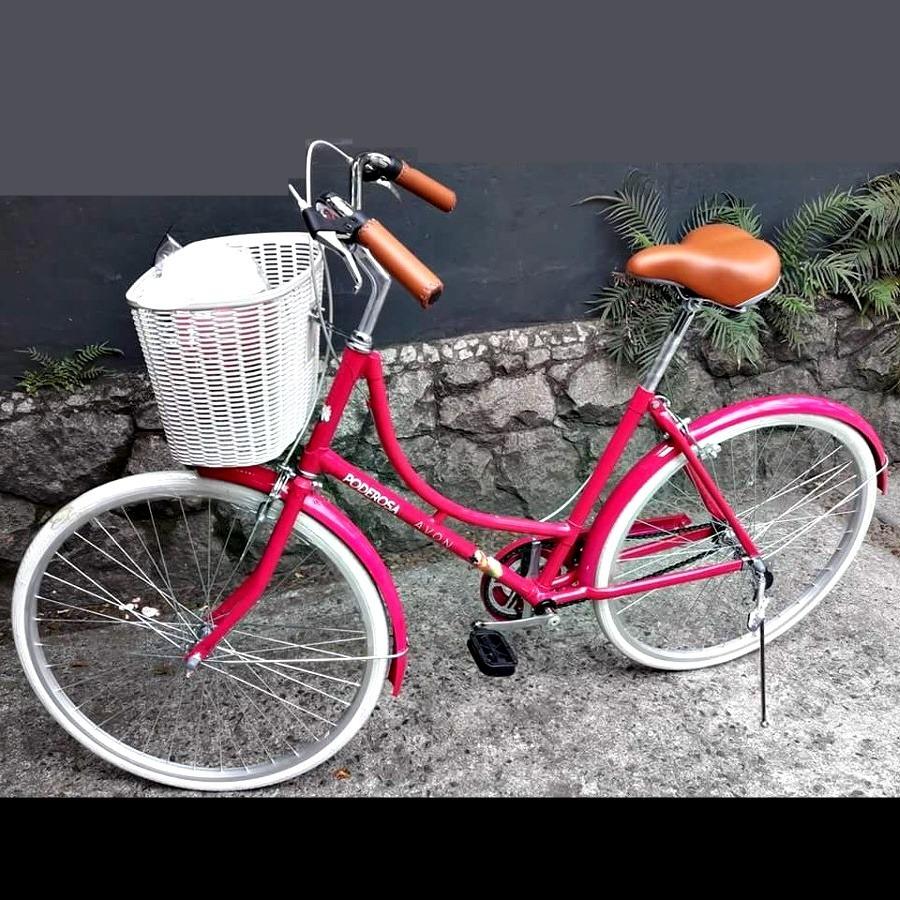 fb86cad14 Bicicleta Vintage Retro Aro 26 Feminina Kustombike - R  987