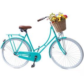 87dfceacf Bicicleta Retro Feminina Vintage - Bicicletas Adultos no Mercado Livre  Brasil