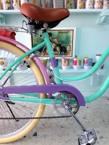 bicicleta vintage slim grimes rin rin biclas