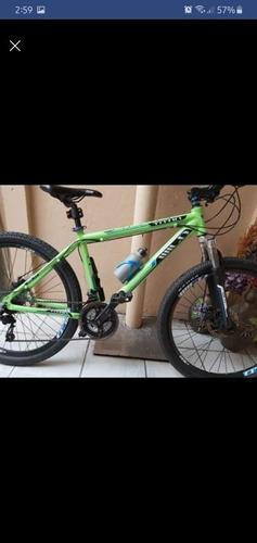 bicicleta wild titan