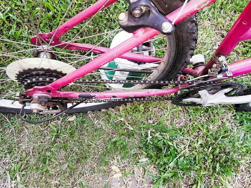 bicicleta winner arequita