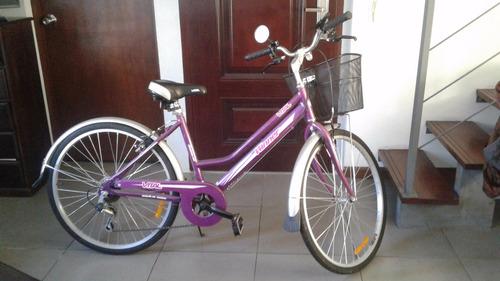 bicicleta winner vital