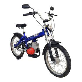 Bicicleta Wmx Sport 60cc Bike Motorizada - Mobilete Bikelete