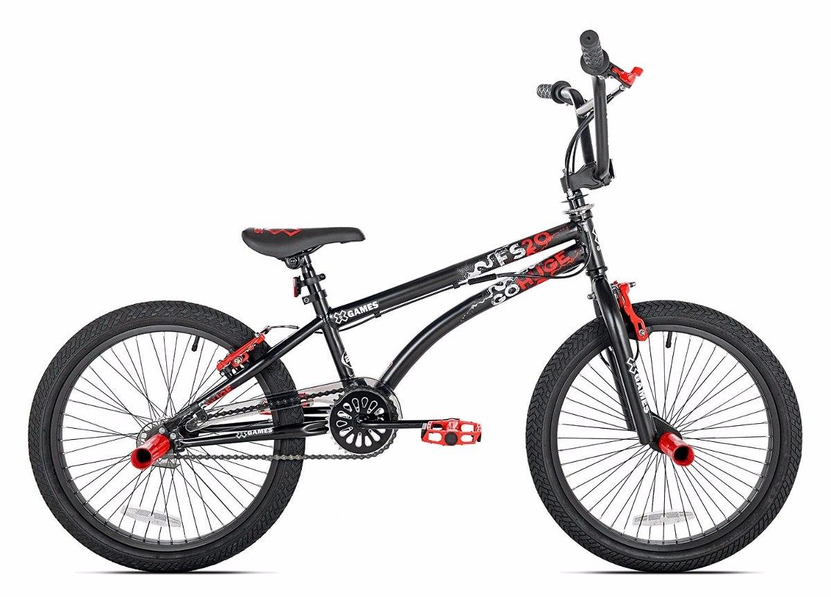 Bicicleta X-games Freestyle - $ 3,999.00 en Mercado Libre