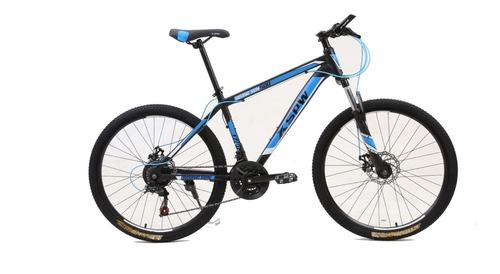 bicicleta xspw 26 f mecanico shimano tourney 21 vel + obsequ