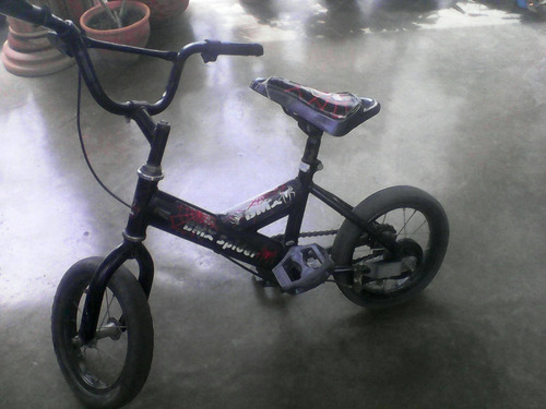 bicicleta y carrito