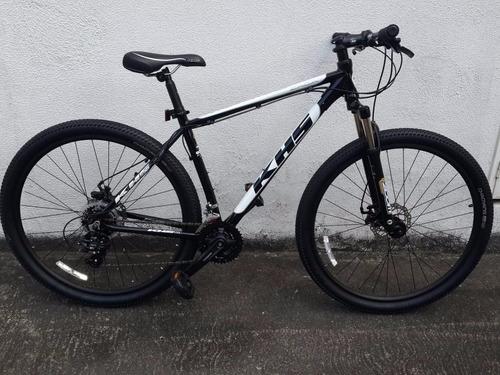bicicleta zaca khs rin 29 azul y negro talla m, l (¡)