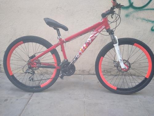bicicleta zenith atc