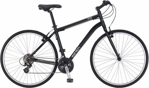 bicicleta zenith cima urb  rod 28
