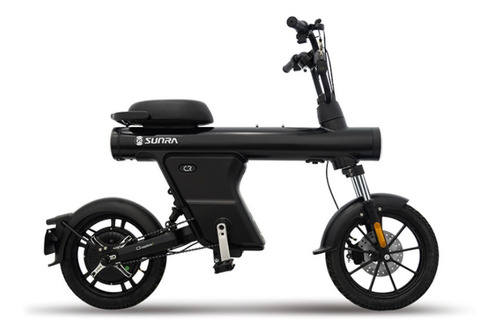bicicleta/moto eléctrica sunra zbot año 2020 - eco alsina