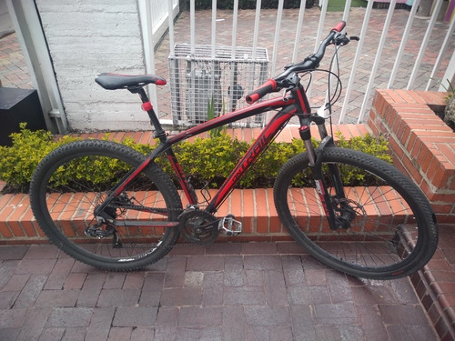 bicicleta:on trail