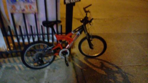 bicicletas aro 20 y 26 seminuevas
