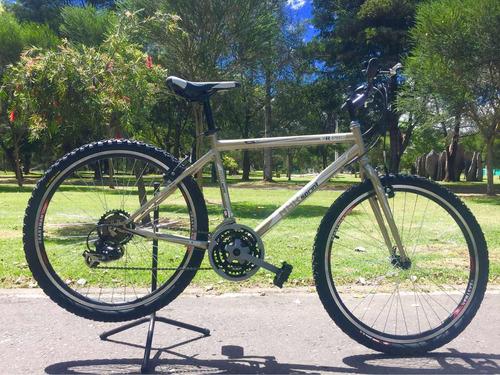 bicicletas aro 26 marca nsr partes de aluminio comp. shimano