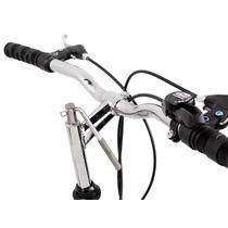Bicicleta Plegable Tms 26 Pulgadas Negro