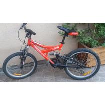 Bicicleta Niño Oxford Aro 20 Usada