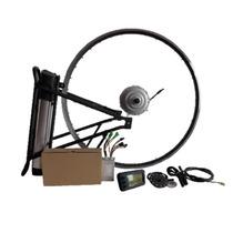 Kit Motor 350w Electrico Para Bicicleta Bateria De Litio