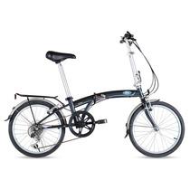 Bicicleta Plegable Ford Por Dahon C-max 7 Velocidad 20 G
