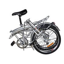 Bicicleta Plegable Tms 20 Plateado