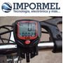 Kit Velocimetro Odometro Reloj Bicicleta Accesorio Ciclismo