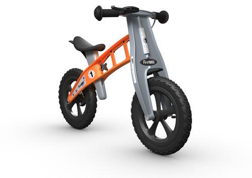 bicicletas de balance firstbike sin pedales par niños orange