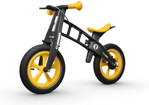 bicicletas de balance firstbike sin pedales para niño yellow