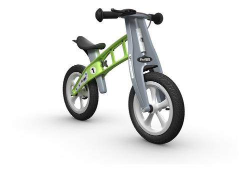 bicicletas de balance firstbike sin pedales para niños green