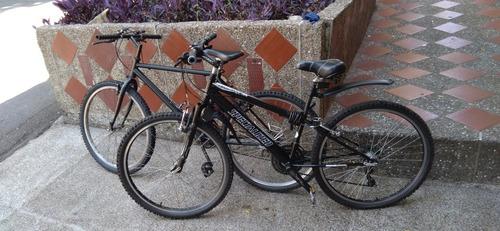 bicicletas de montaña 2×1