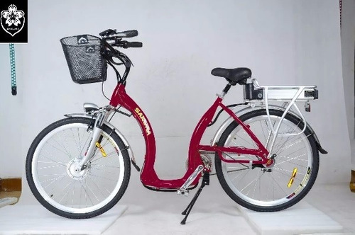bicicletas electricas 20% off  setiembre