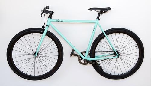 bicicletas fixie -aqua impronta bikes