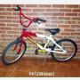 Bicicleta Greco Cronos Bmx 20