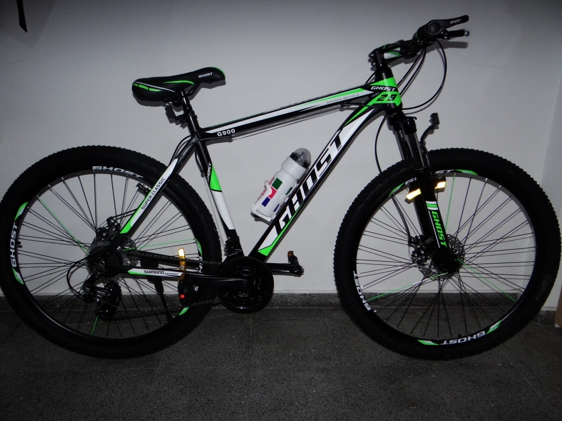 Bicicletas Ghost Rodado 29. Cuadro Talle Xl 21 Pulgadas - $ 13.200 ...