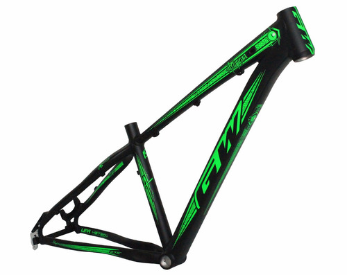 bicicletas gw alligator shimano r 27.5 freno disco aluminio