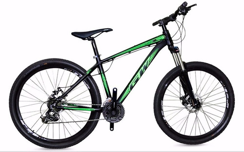 bicicletas gw alligator shimano r 29 freno disco aluminio
