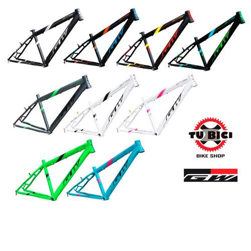 bicicletas gw arrow shimano 7 vel. f. disco suspe bloqueo