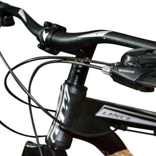 bicicletas gw lince 26 shimano intregrado aluminio f.disco