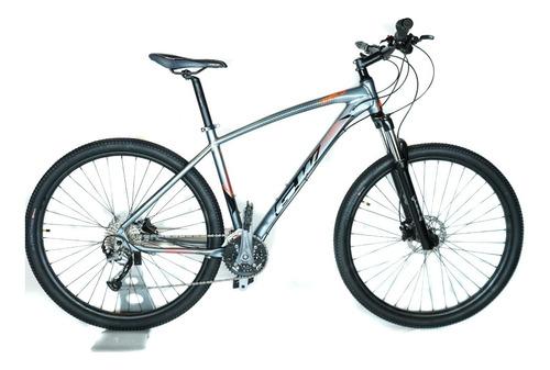 bicicletas gw ocelot 29 8vel hidra bloq biplato s/m 2020