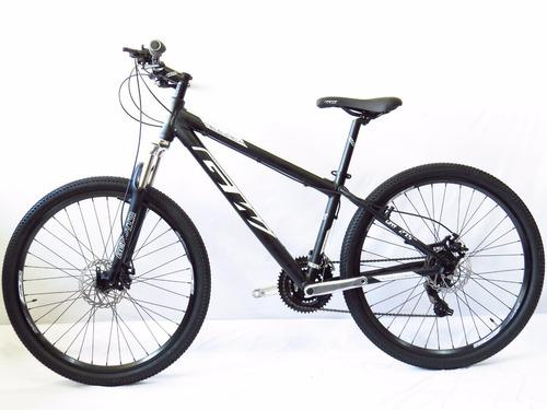 bicicletas gw scorpion aluminio shimano 7 vel rin 29 suspenc